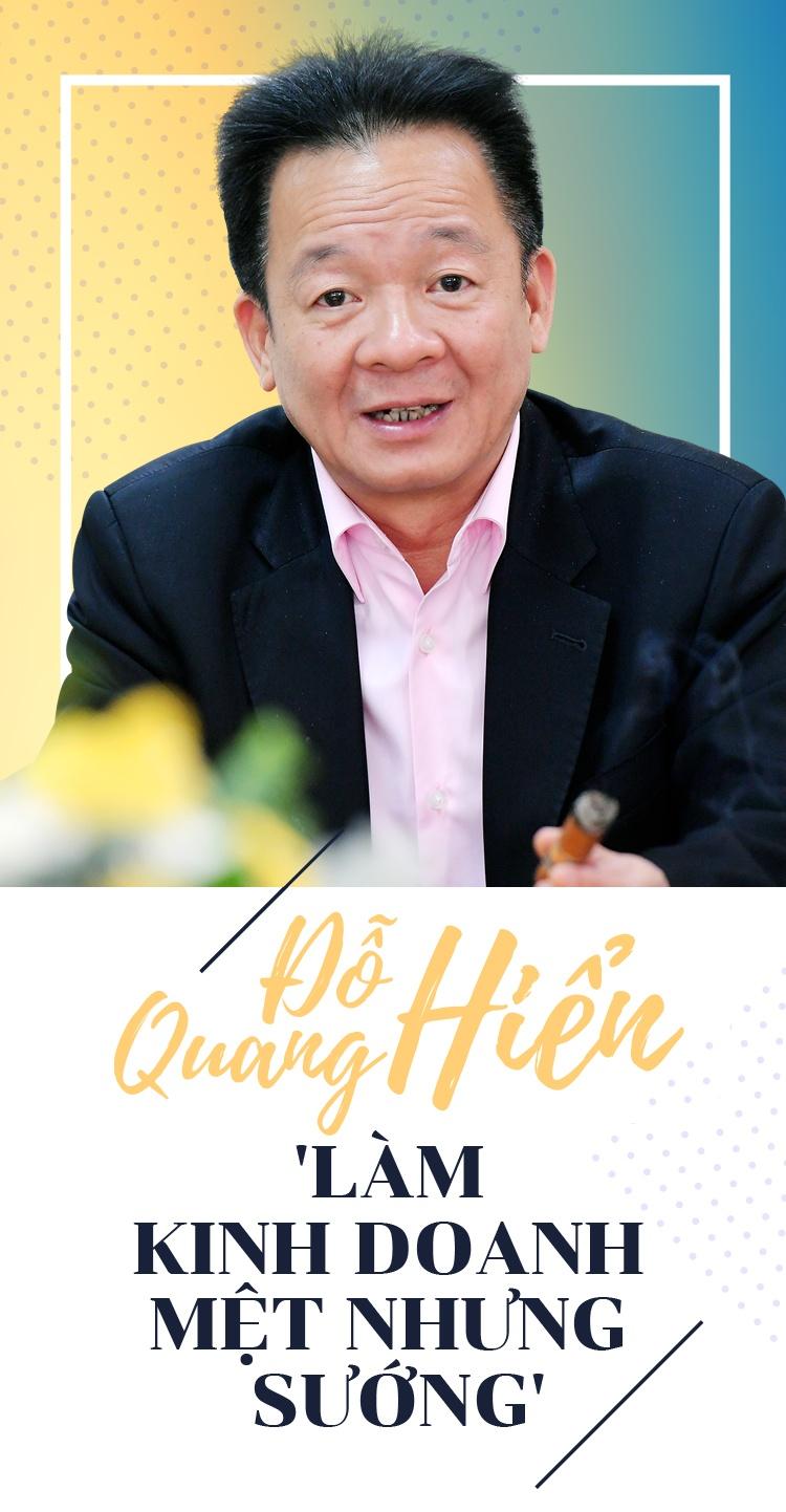 Bau Hien: 'Lam kinh doanh met nhung suong' hinh anh 1