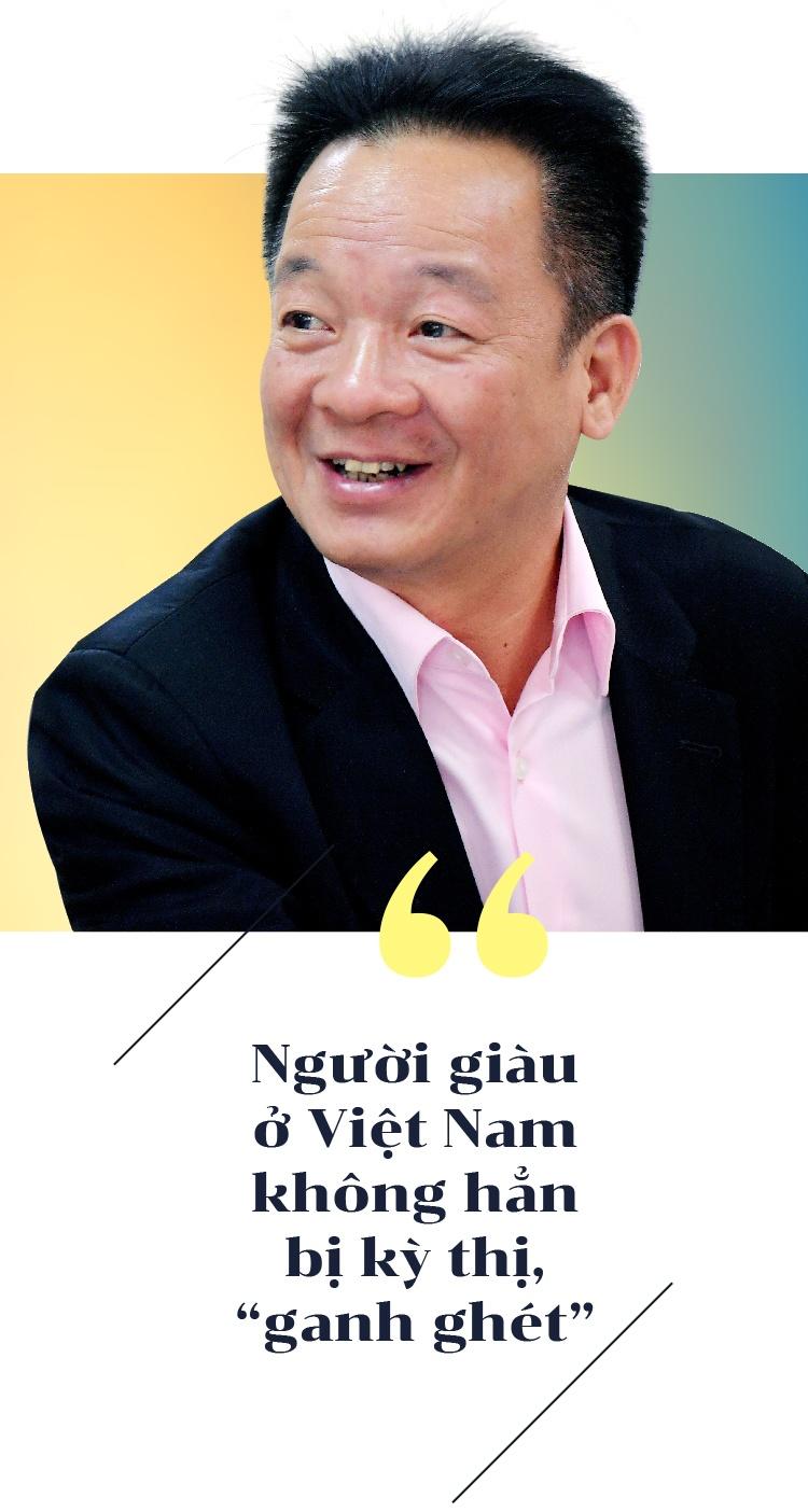 Bau Hien: 'Lam kinh doanh met nhung suong' hinh anh 8