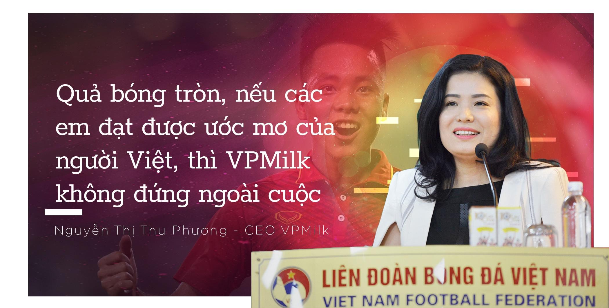 CEO VPMilk: 'Cai thien the luc cau thu Viet la uu tien so 1' hinh anh 4