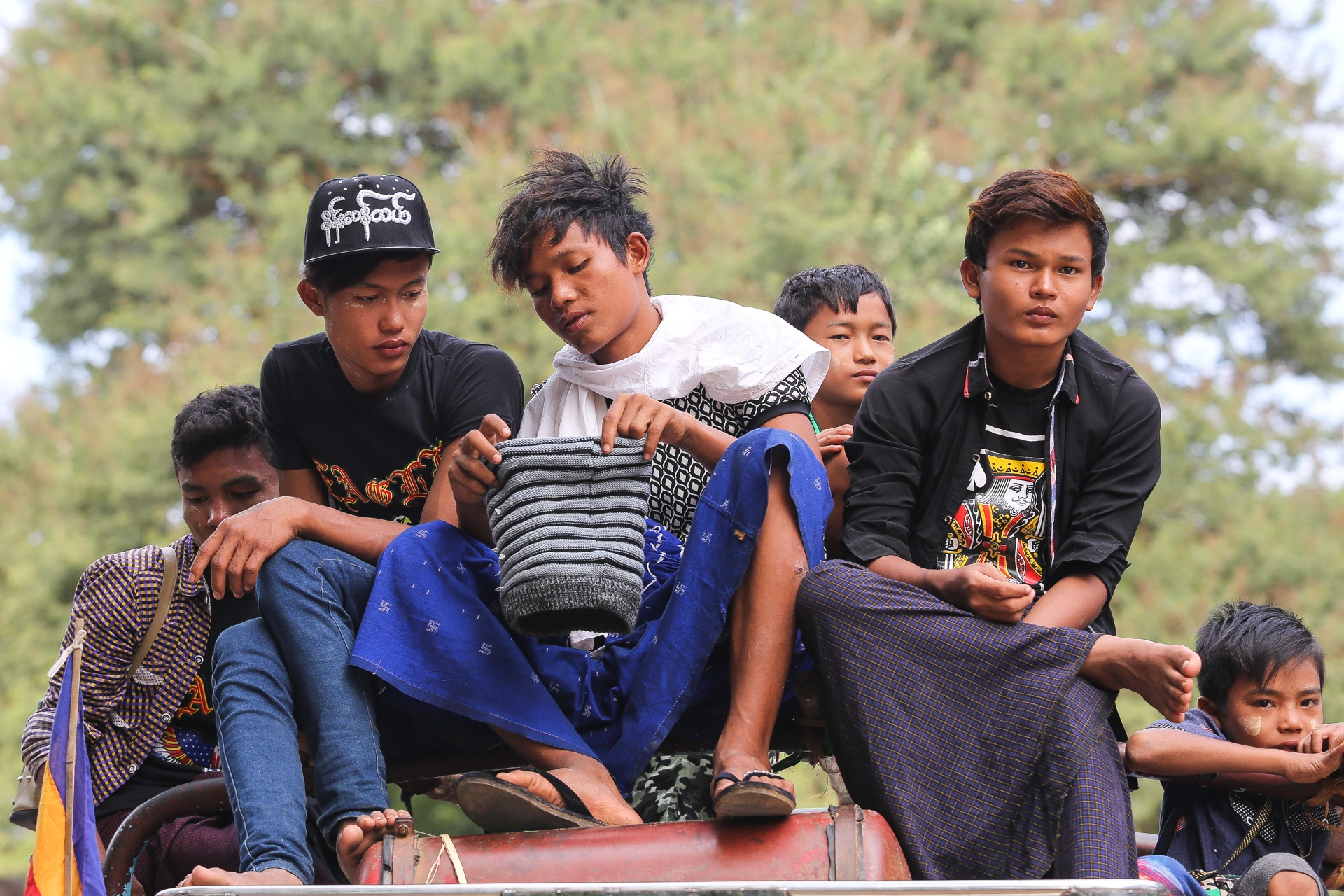 Myanmar - mien dat la ngu quen hinh anh 54
