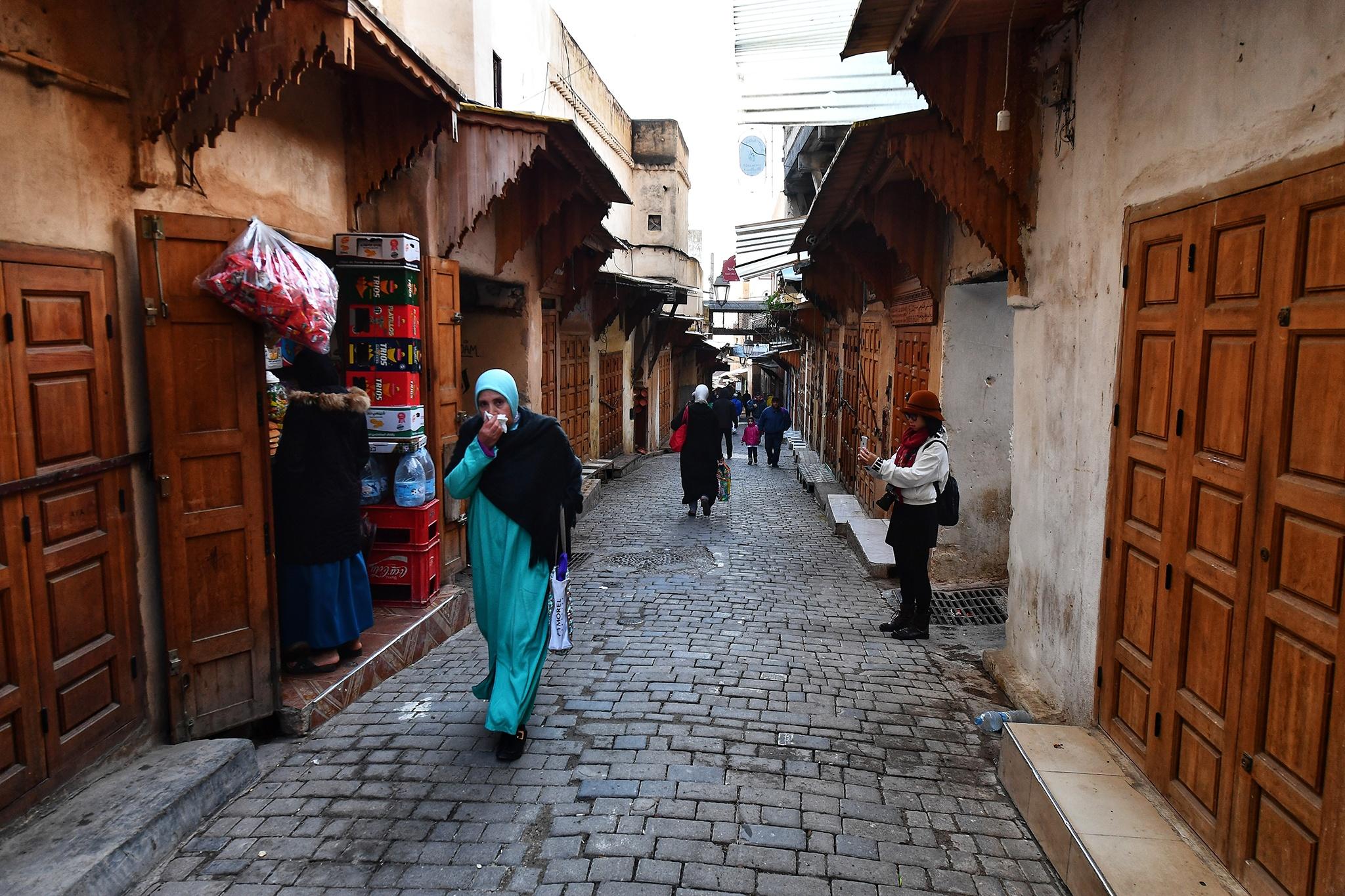 Mua dong o xu so lanh gia Morocco hinh anh 18