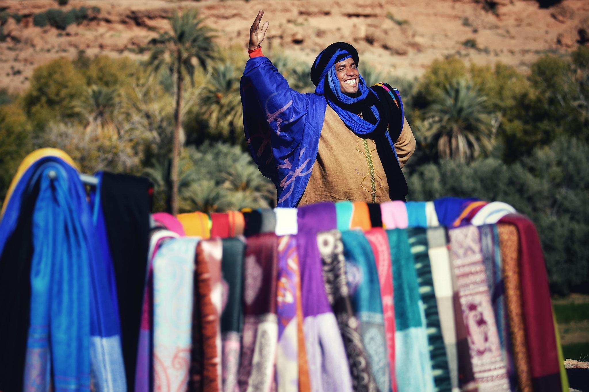 Mua dong o xu so lanh gia Morocco hinh anh 35
