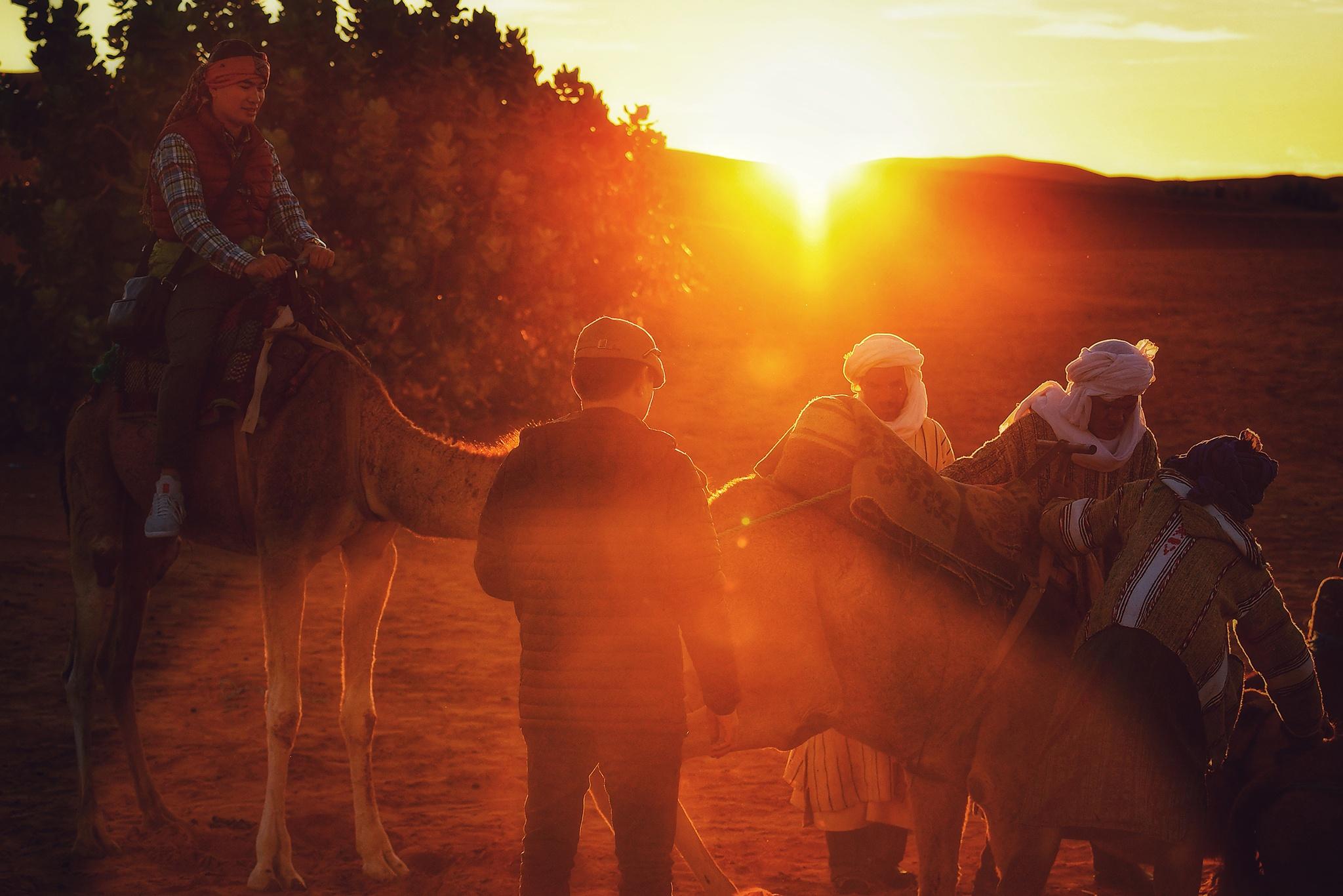 Mua dong o xu so lanh gia Morocco hinh anh 40