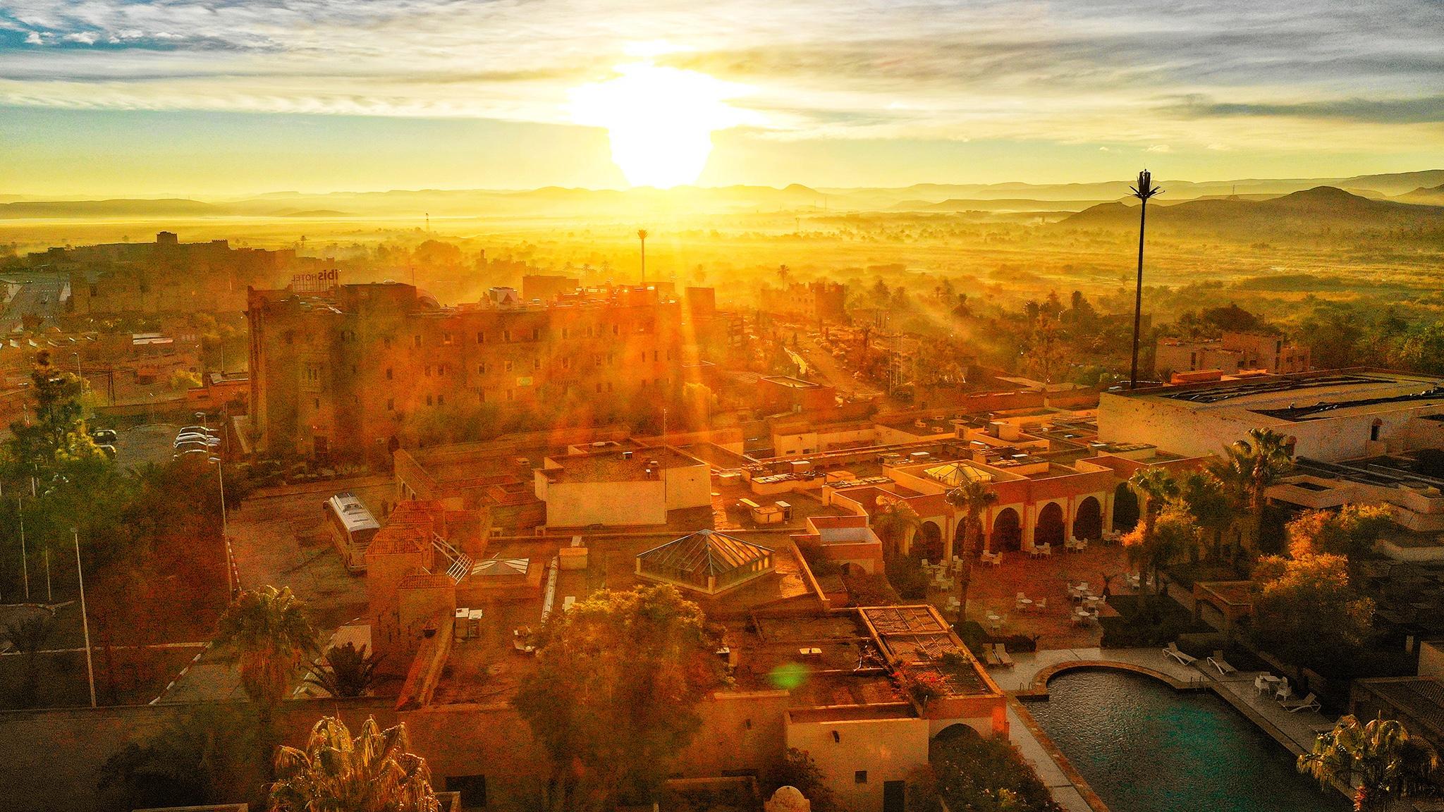 Mua dong o xu so lanh gia Morocco hinh anh 30