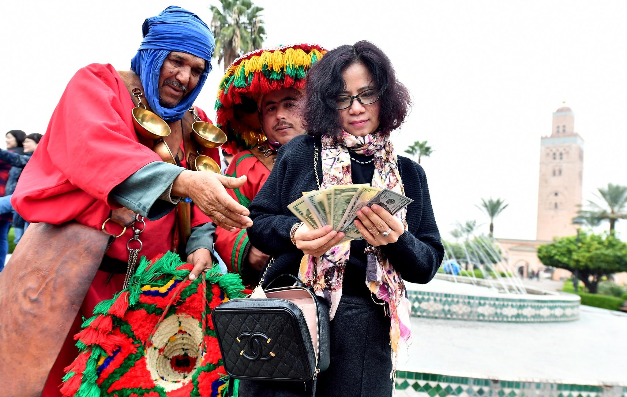 Mua dong o xu so lanh gia Morocco hinh anh 39