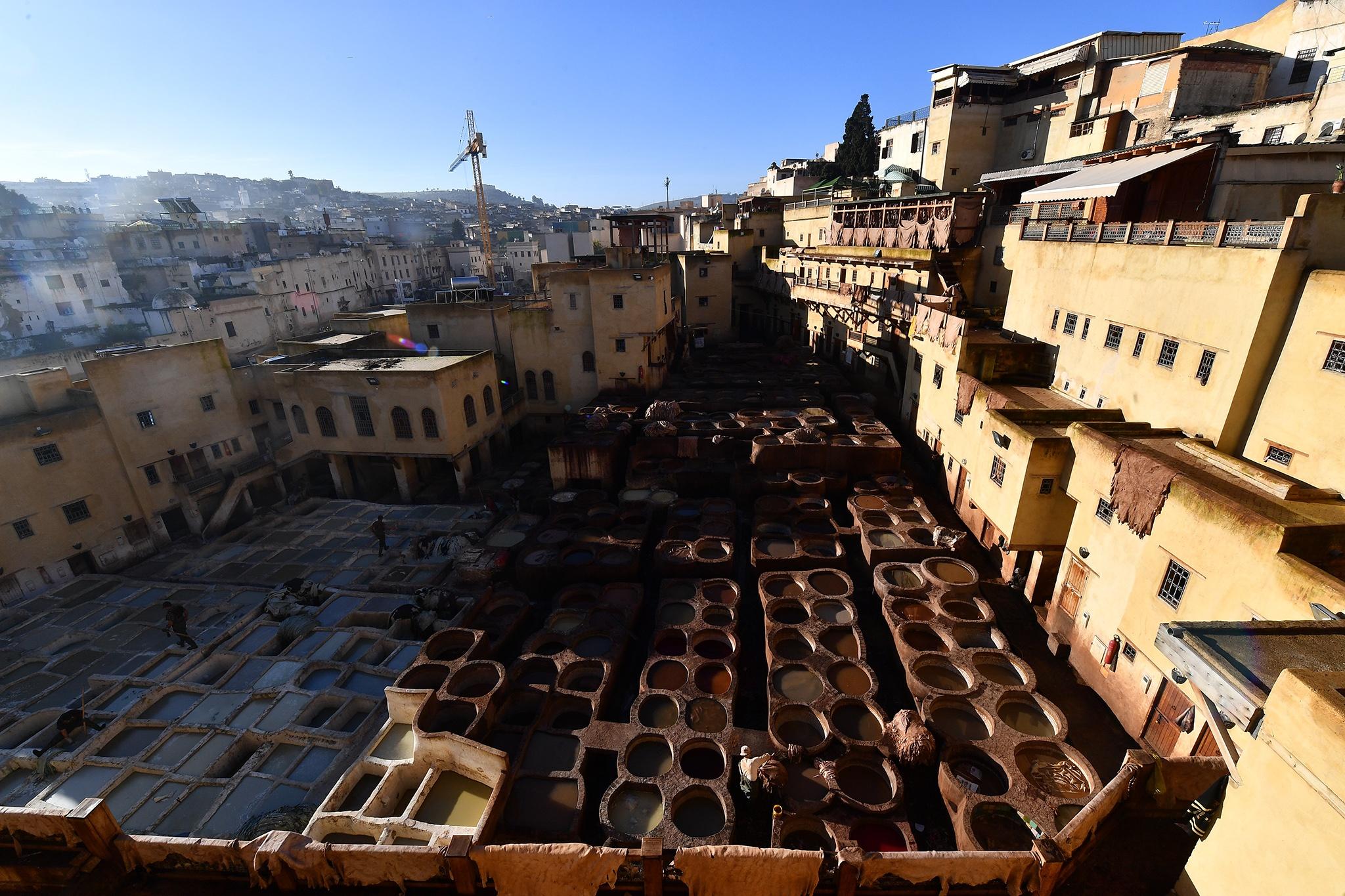 Mua dong o xu so lanh gia Morocco hinh anh 26