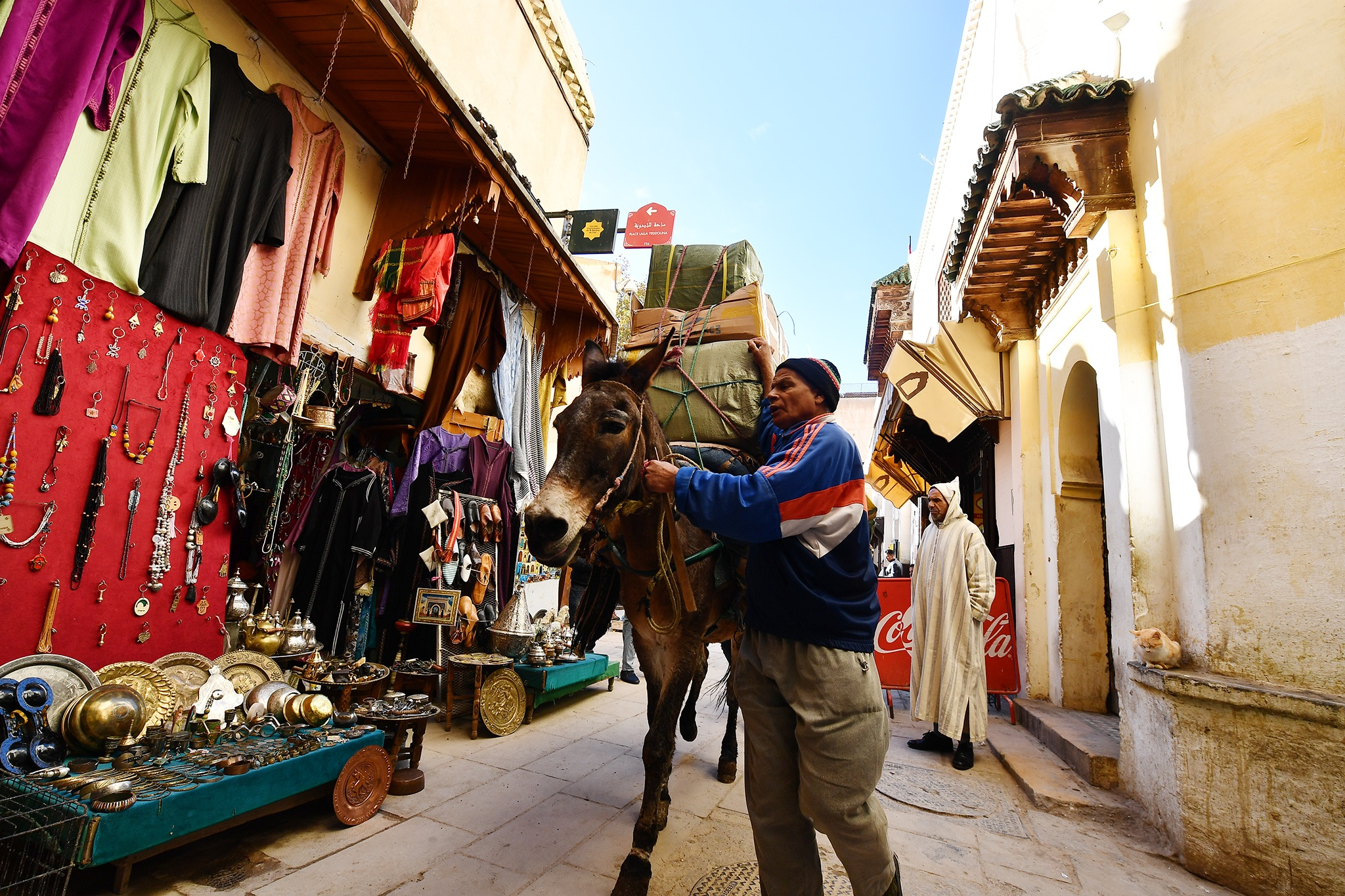 Mua dong o xu so lanh gia Morocco hinh anh 24