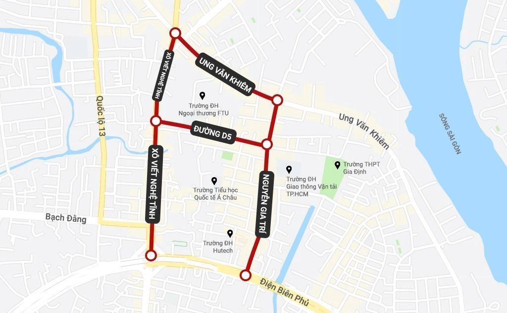'Con đường dài nhất TP HCM' với gần 600 lần ùn tắc trong 8 tháng - Ảnh 26.
