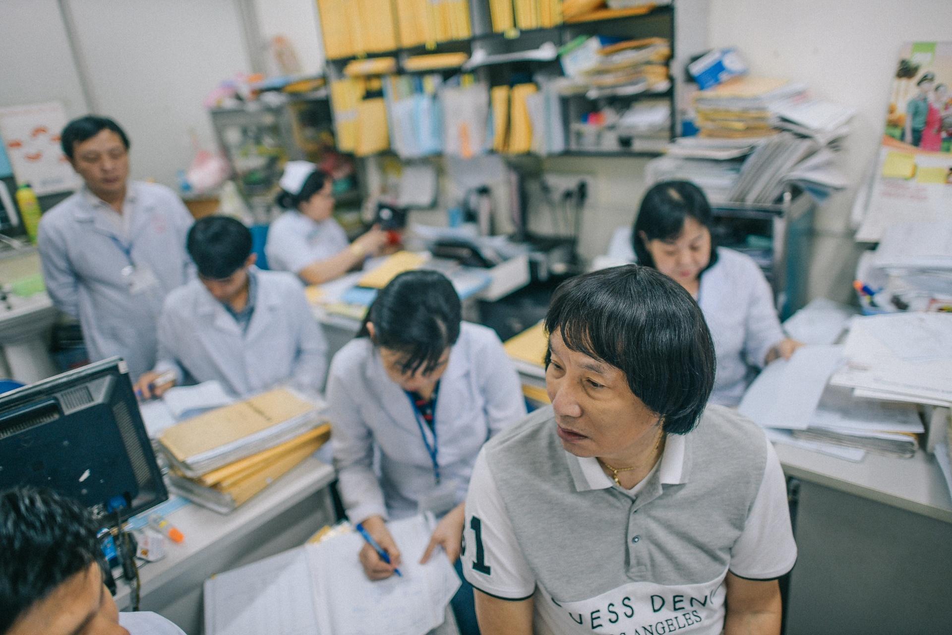 NSND Minh Vuong: 'Toi hoi sinh nho ghep than cua mot chang trai tre' hinh anh 7