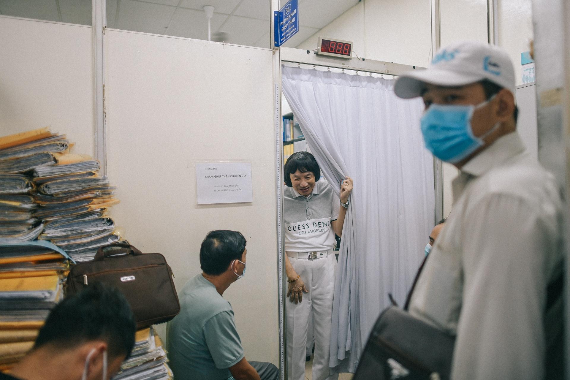 NSND Minh Vuong: 'Toi hoi sinh nho ghep than cua mot chang trai tre' hinh anh 8