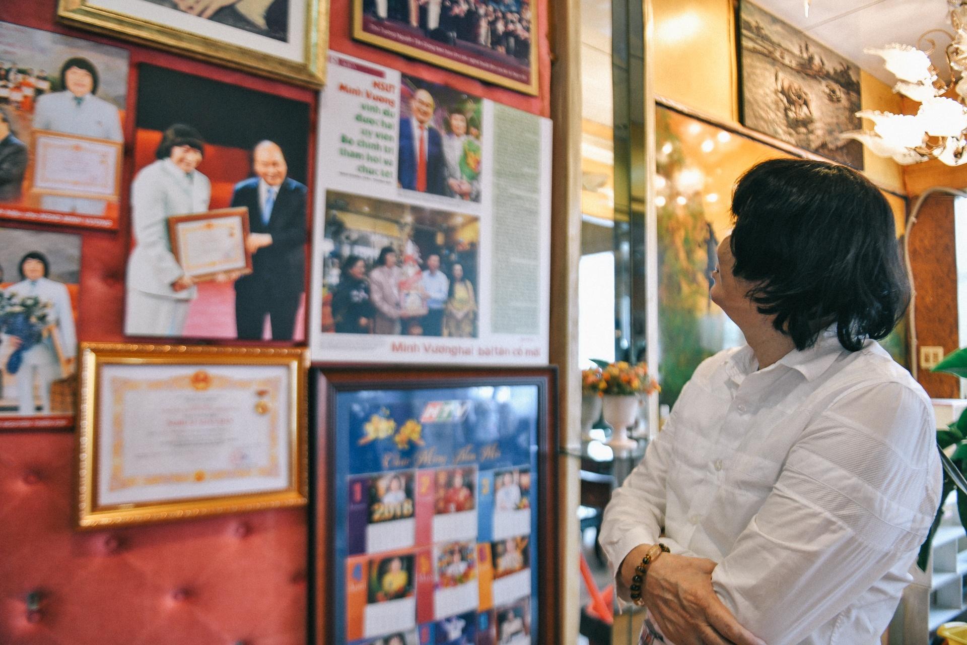 NSND Minh Vuong: 'Toi hoi sinh nho ghep than cua mot chang trai tre' hinh anh 20