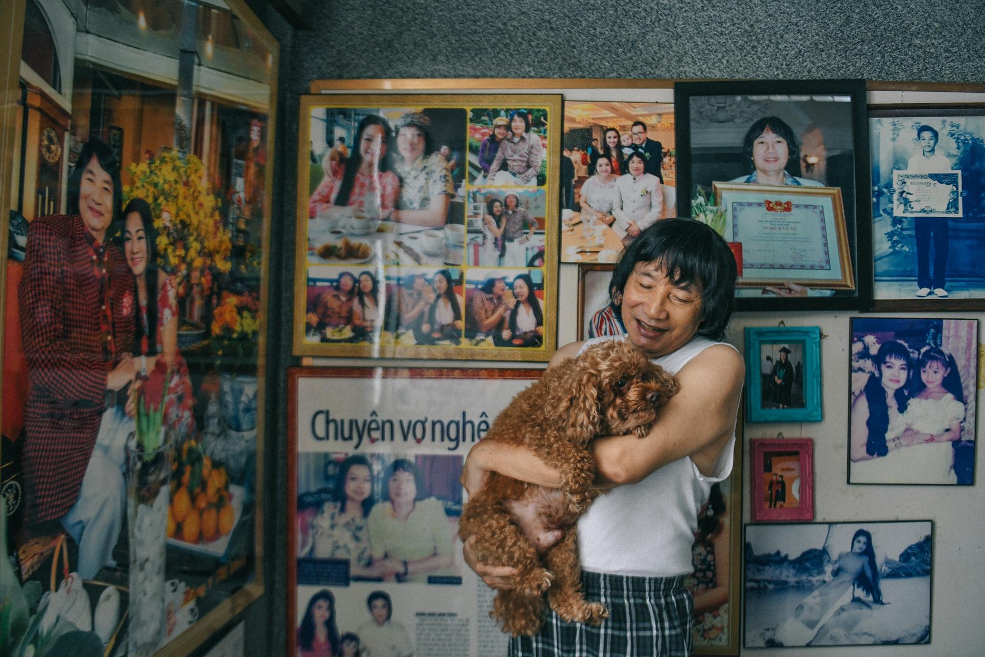 NSND Minh Vuong: 'Toi hoi sinh nho ghep than cua mot chang trai tre' hinh anh 24