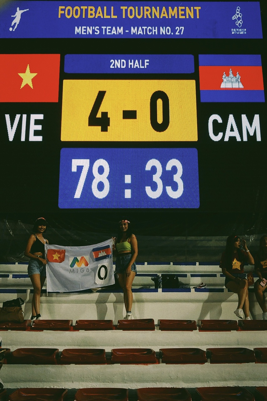 Khoanh khac U22 Viet Nam vao chung ket SEA Games hinh anh 28