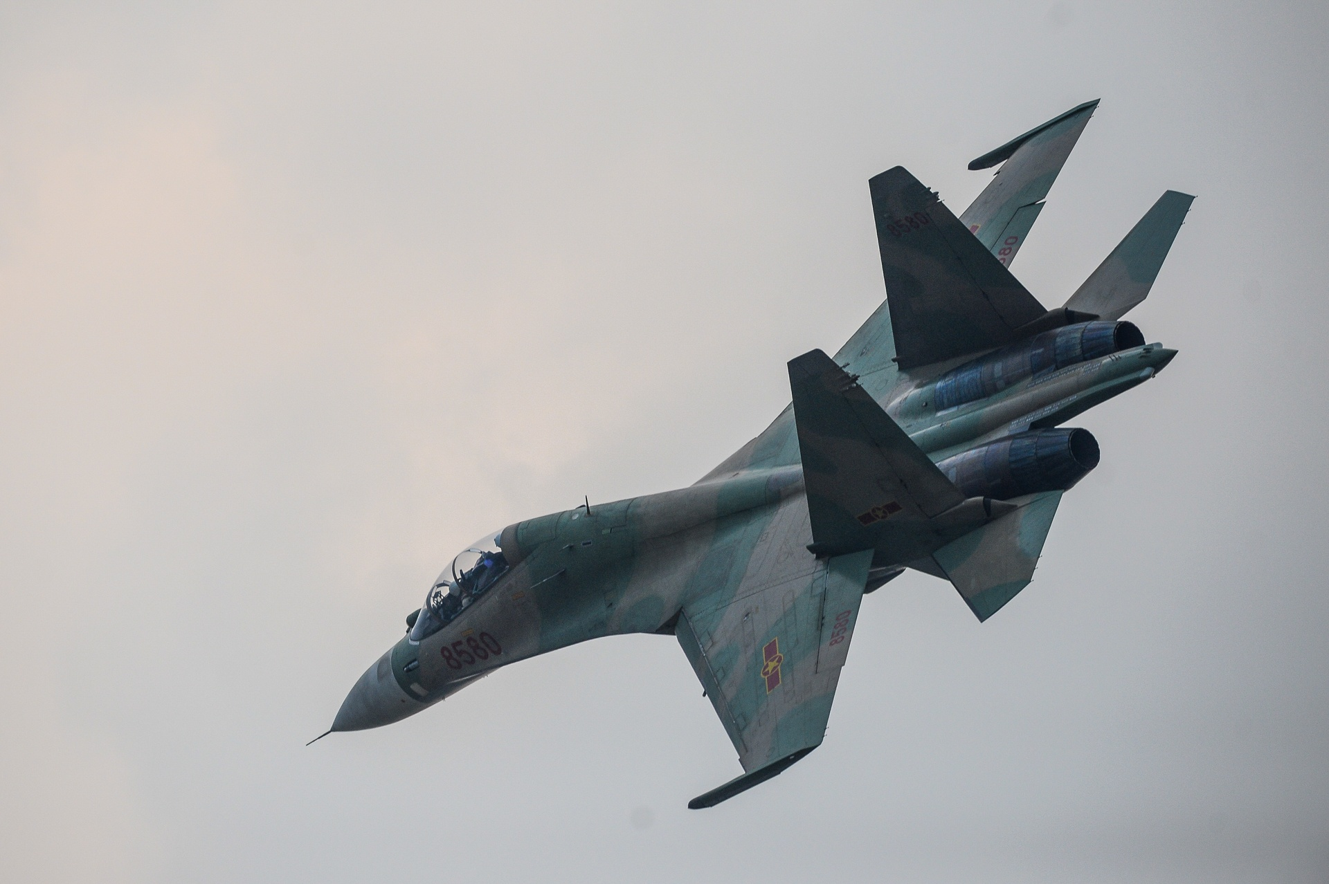 huan luyen bay Su-30MK2 anh 41