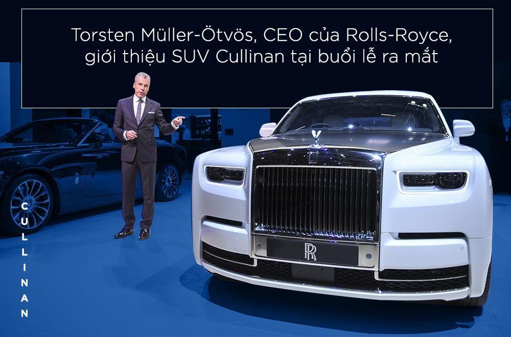 danh gia Rolls-Royce Cullinan anh 3