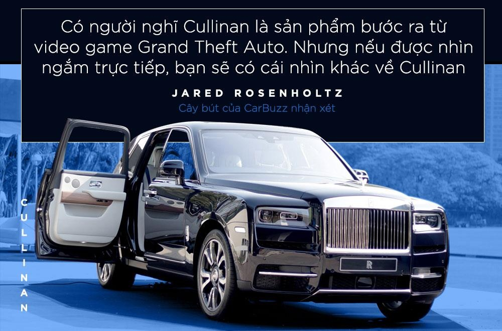 danh gia Rolls-Royce Cullinan anh 7