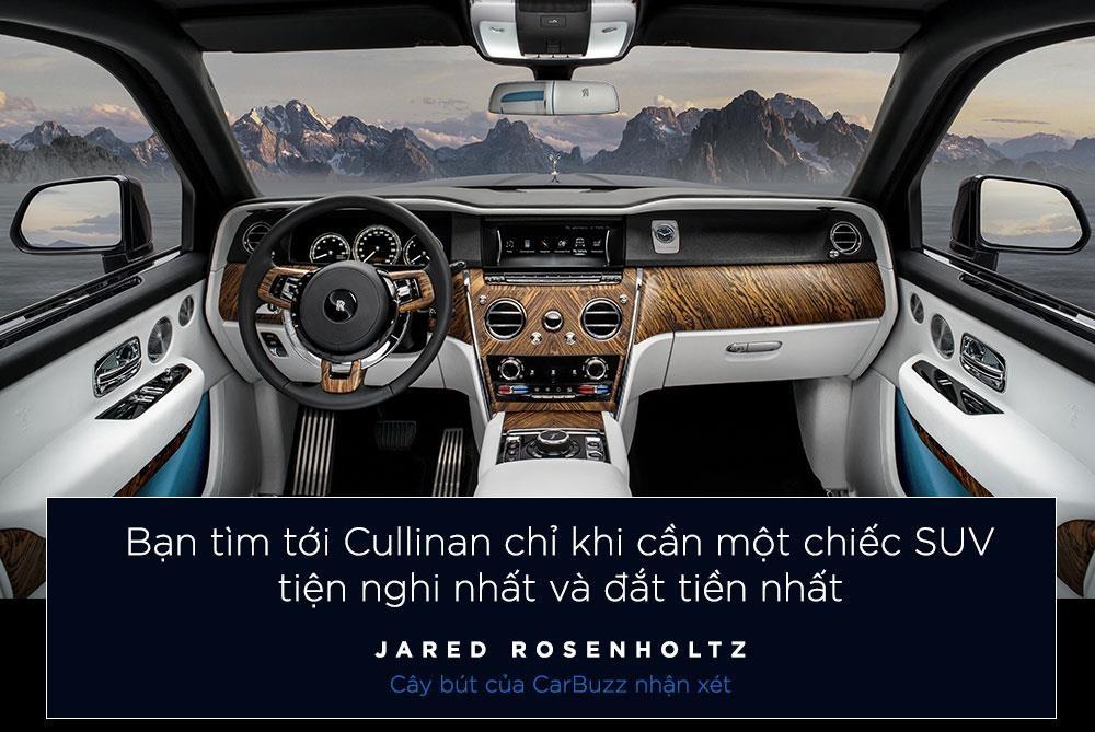 danh gia Rolls-Royce Cullinan anh 13