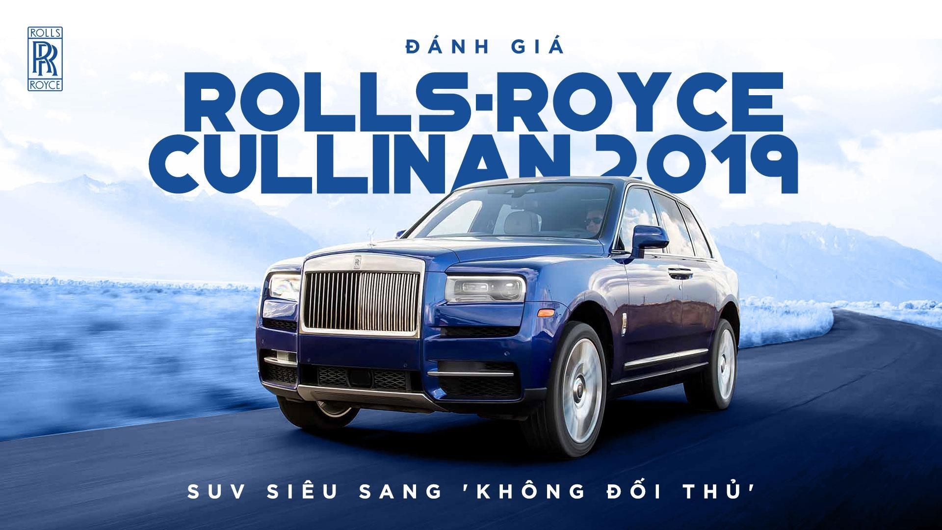 danh gia Rolls-Royce Cullinan anh 2