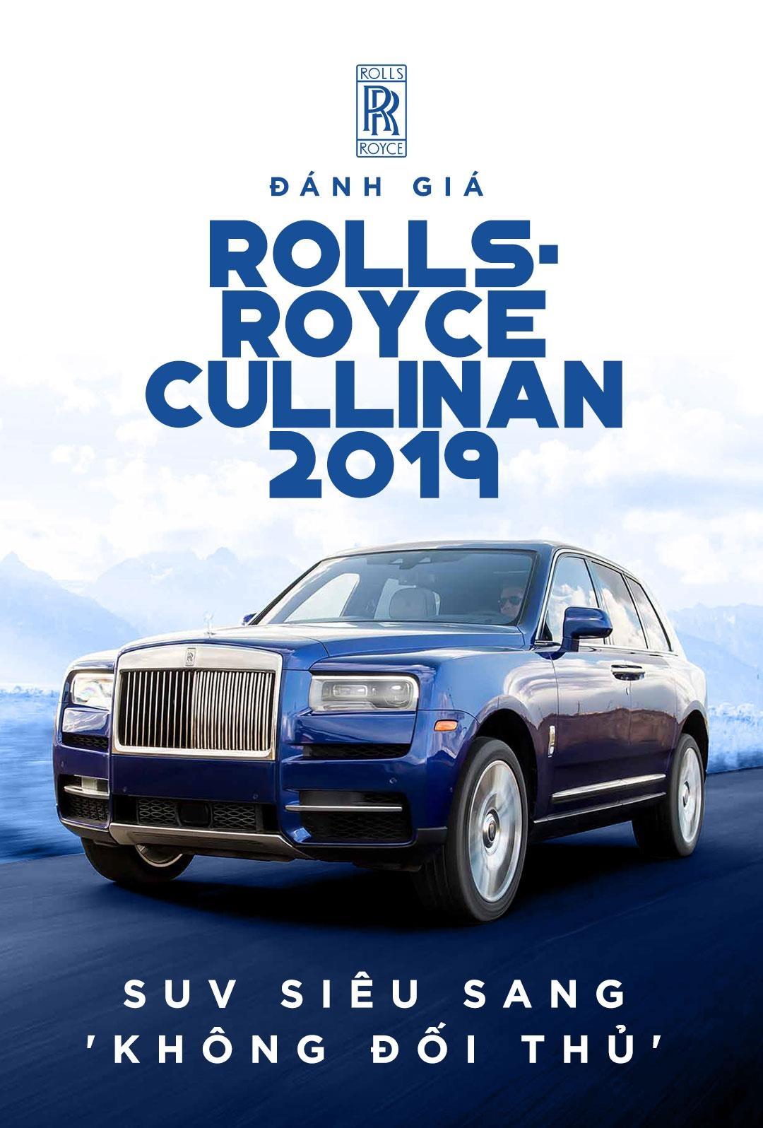 danh gia Rolls-Royce Cullinan anh 1