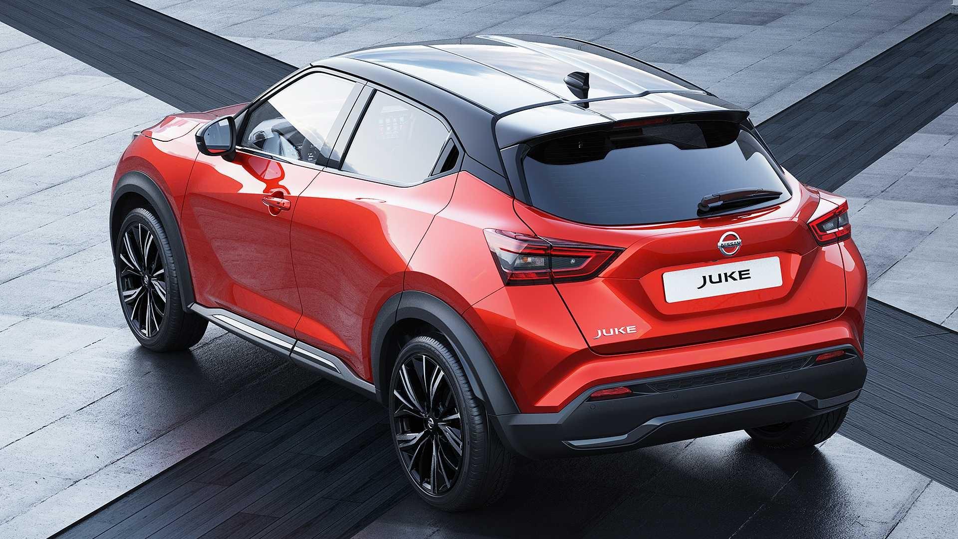 Nissan Juke 2020 ban tai Anh gia dat hon anh 2
