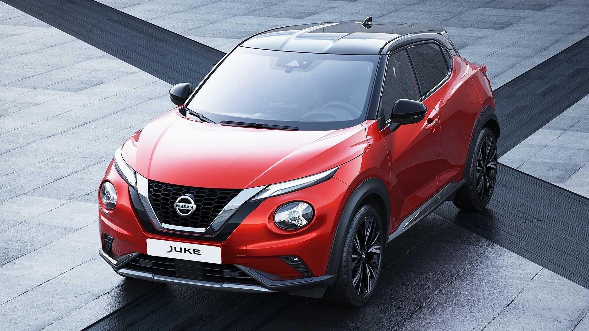 Ngam Nissan Juke 2020 bat dau ban ra voi gia 21.510 USD hinh anh 5