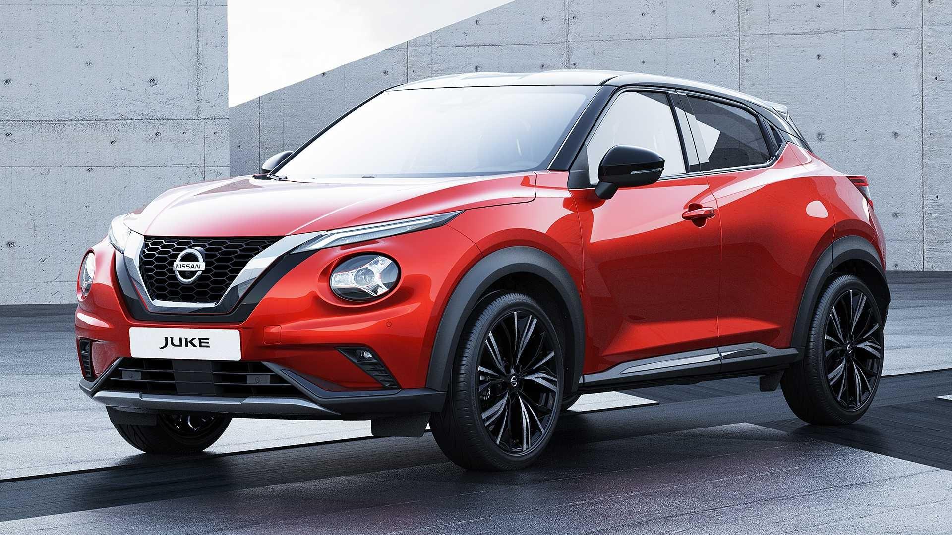 Ngam Nissan Juke 2020 bat dau ban ra voi gia 21.510 USD hinh anh 1