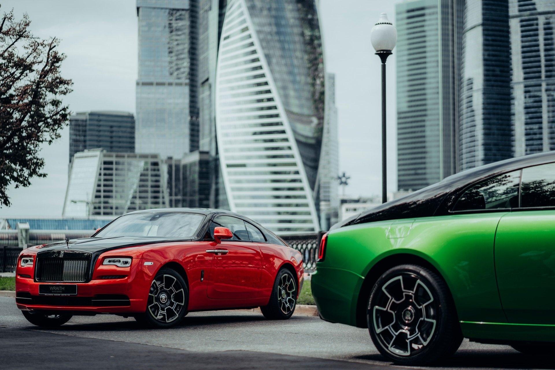 Ngam bo suu tap Rolls-Royce dac biet 'Dem Moscow' hinh anh 1