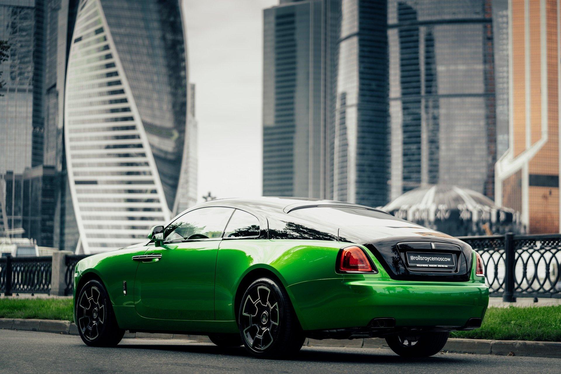Ngam bo suu tap Rolls-Royce dac biet 'Dem Moscow' hinh anh 4