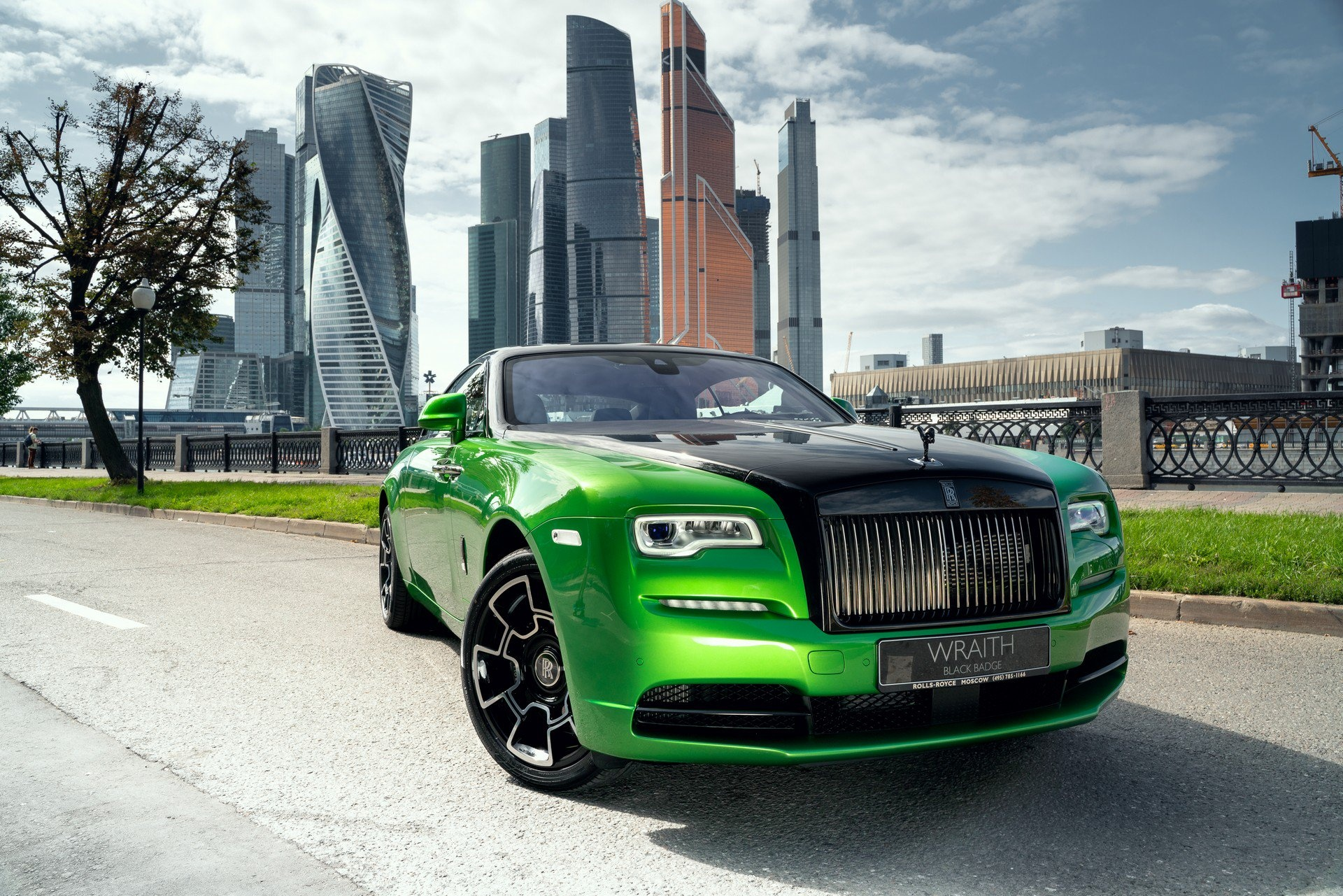 Ngam bo suu tap Rolls-Royce dac biet 'Dem Moscow' hinh anh 5
