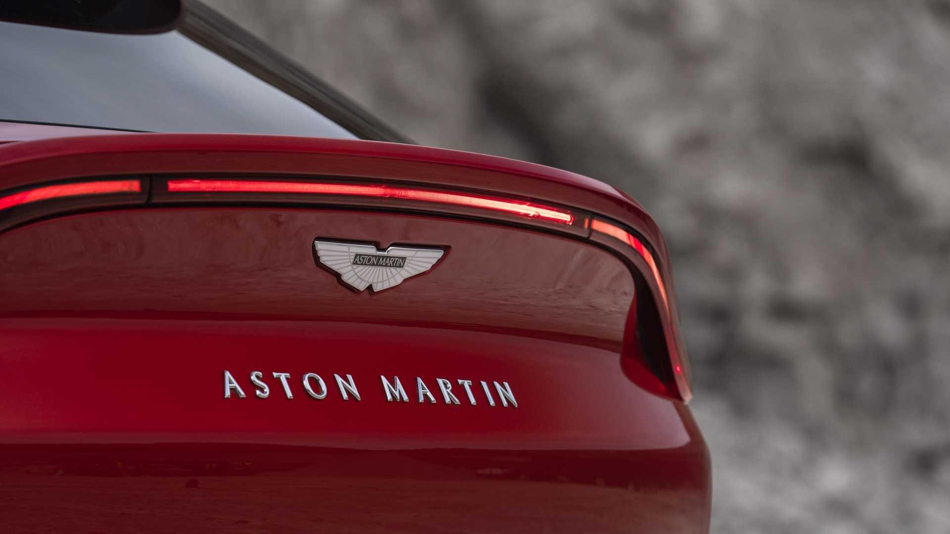 Chi tiet chiec SUV dau tien trong lich su 106 nam cua Aston Martin hinh anh 13
