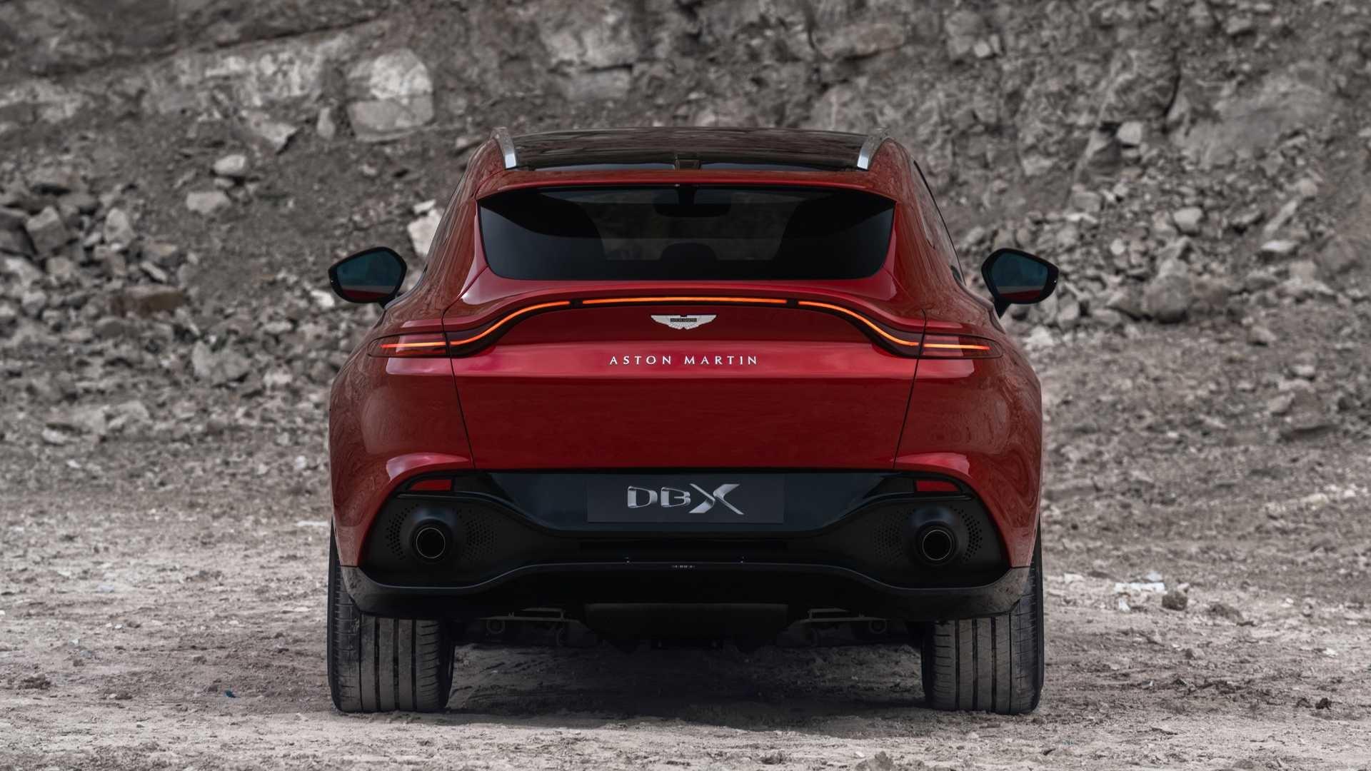 Chi tiet chiec SUV dau tien trong lich su 106 nam cua Aston Martin hinh anh 4