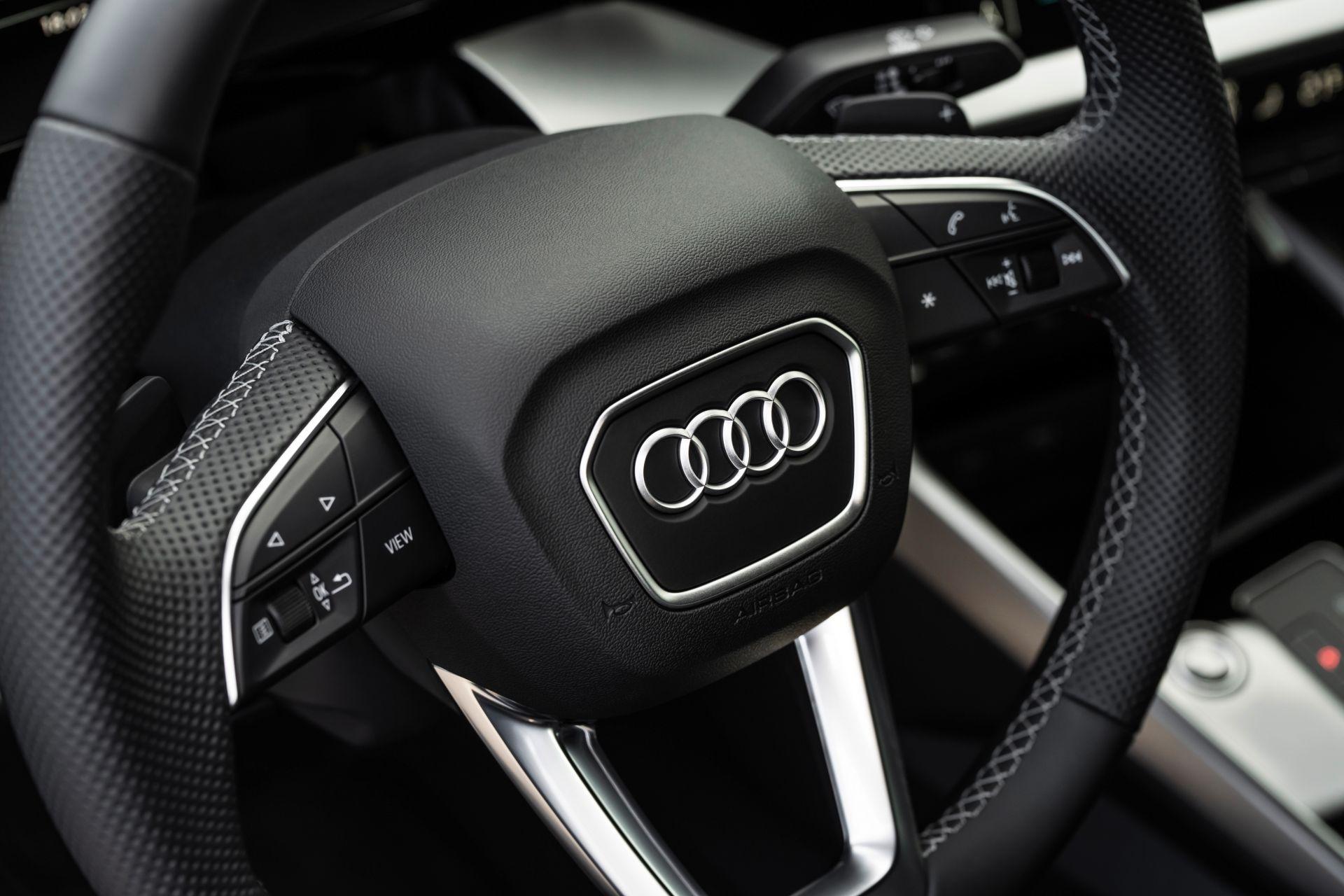 Audi tung loat anh day du cua A3 Sedan 2021 anh 28