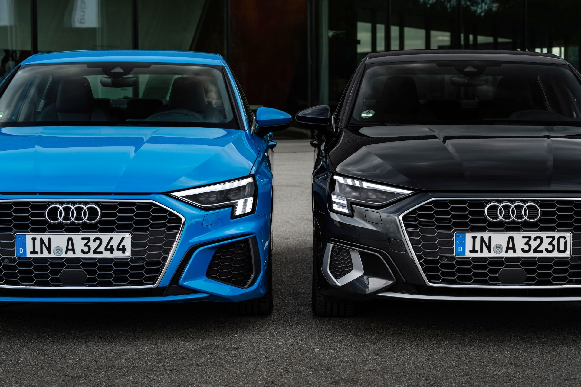 Audi tung loat anh day du cua A3 Sedan 2021 anh 63