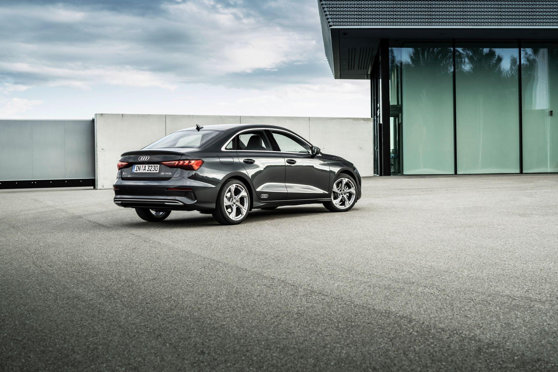 Audi tung loat anh day du cua A3 Sedan 2021 anh 18