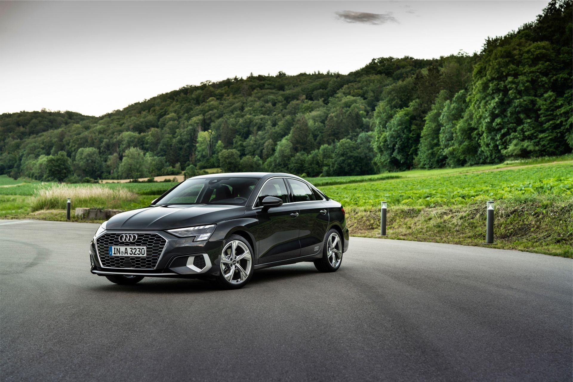 Audi tung loat anh day du cua A3 Sedan 2021 anh 14