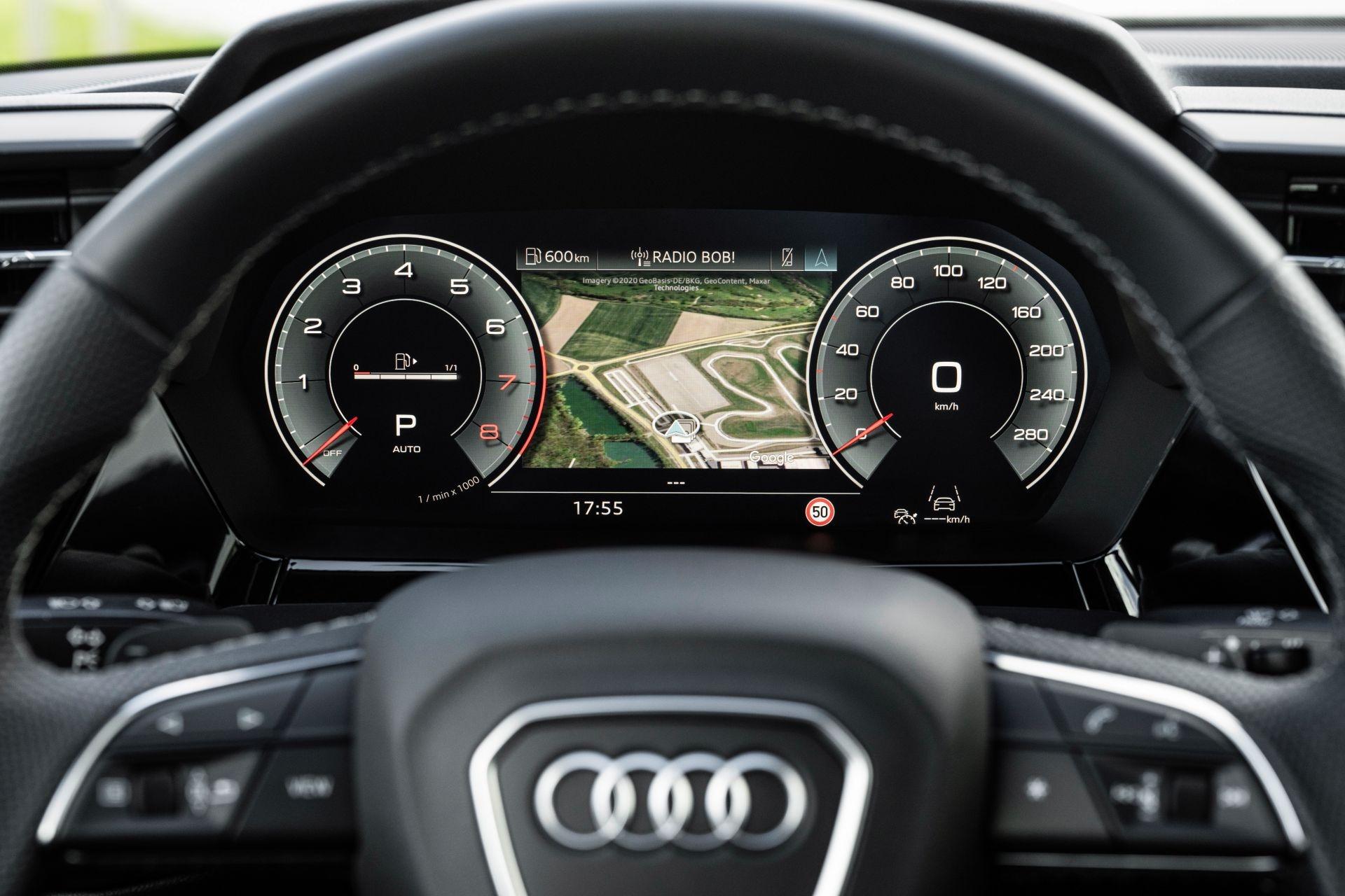 Audi tung loat anh day du cua A3 Sedan 2021 anh 30