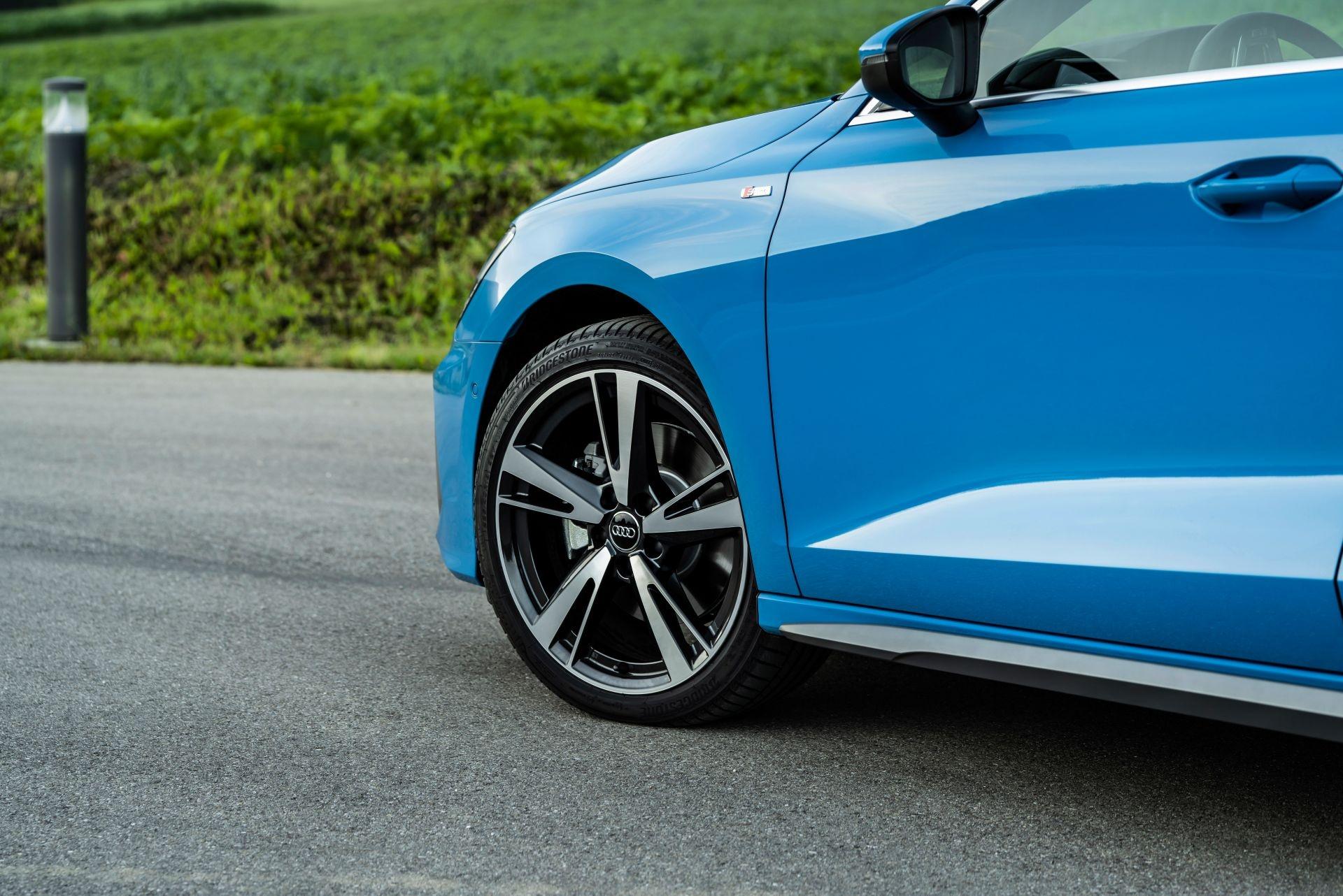 Audi tung loat anh day du cua A3 Sedan 2021 anh 4
