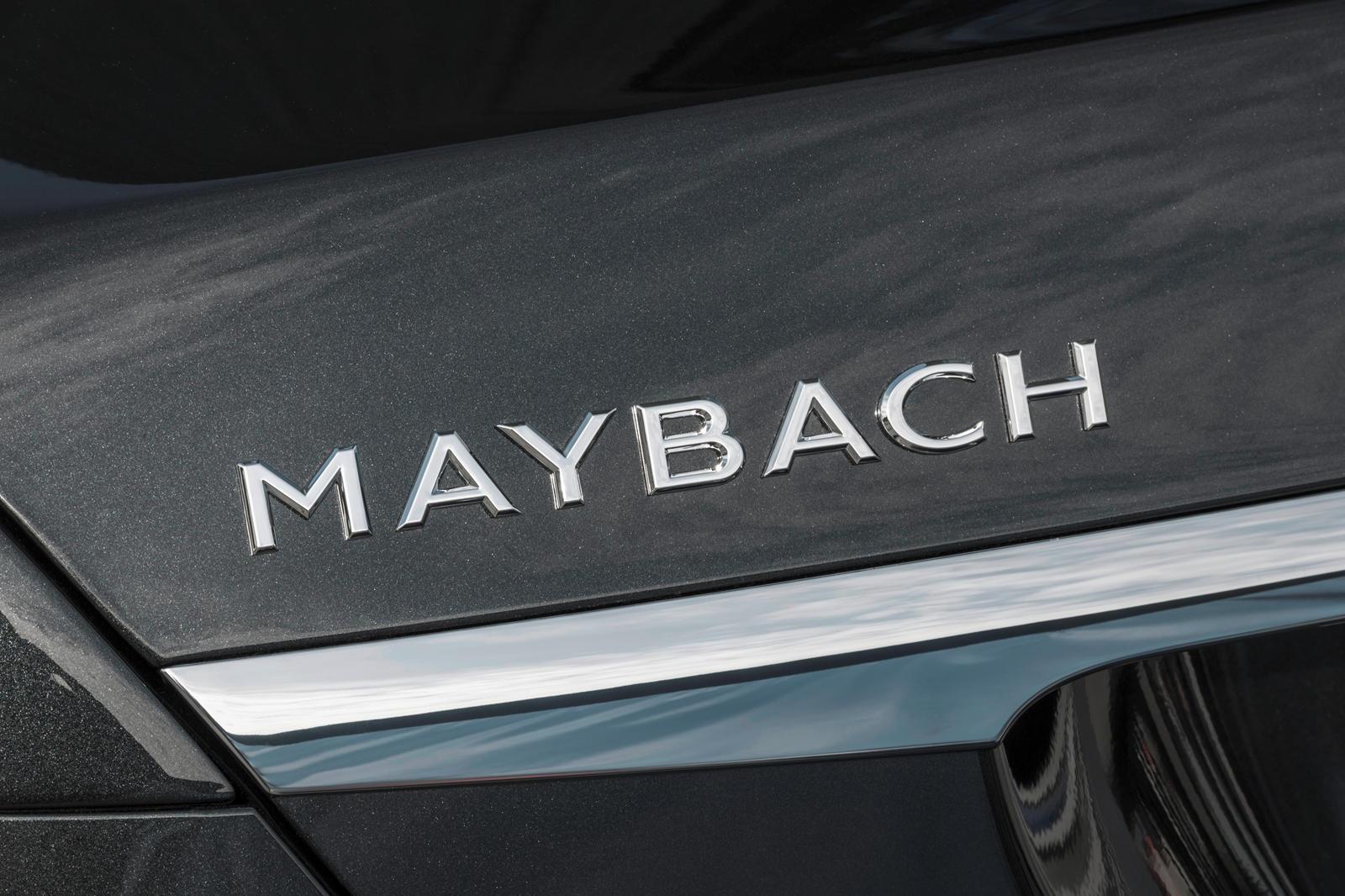 Maybach S dat nhat co gia bao nhieu anh 5