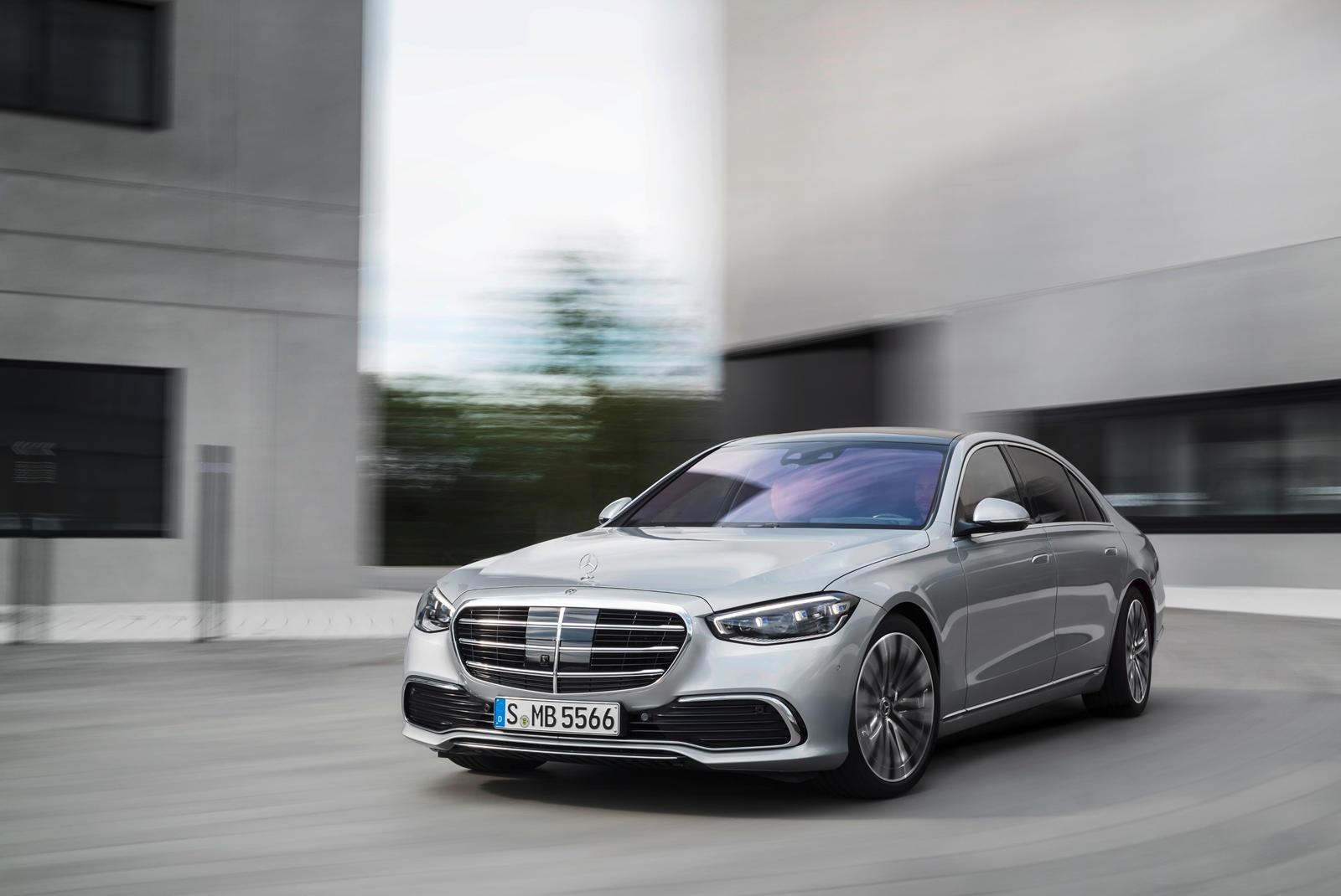 danh gia Mercedes-Benz S-Class 2021 anh 16