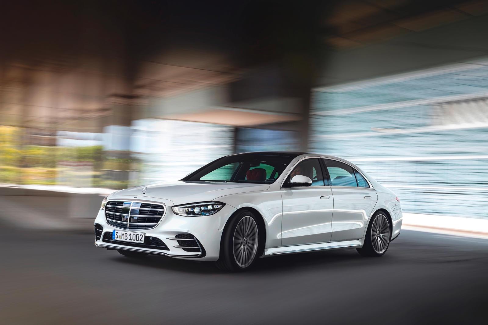 danh gia Mercedes-Benz S-Class 2021 anh 1