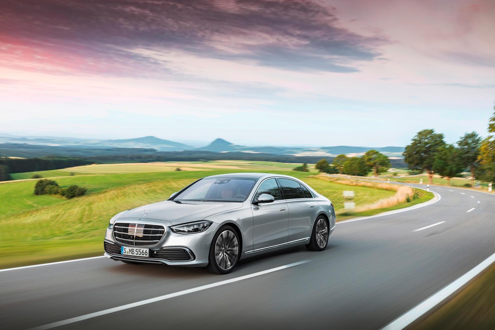 danh gia Mercedes-Benz S-Class 2021 anh 8