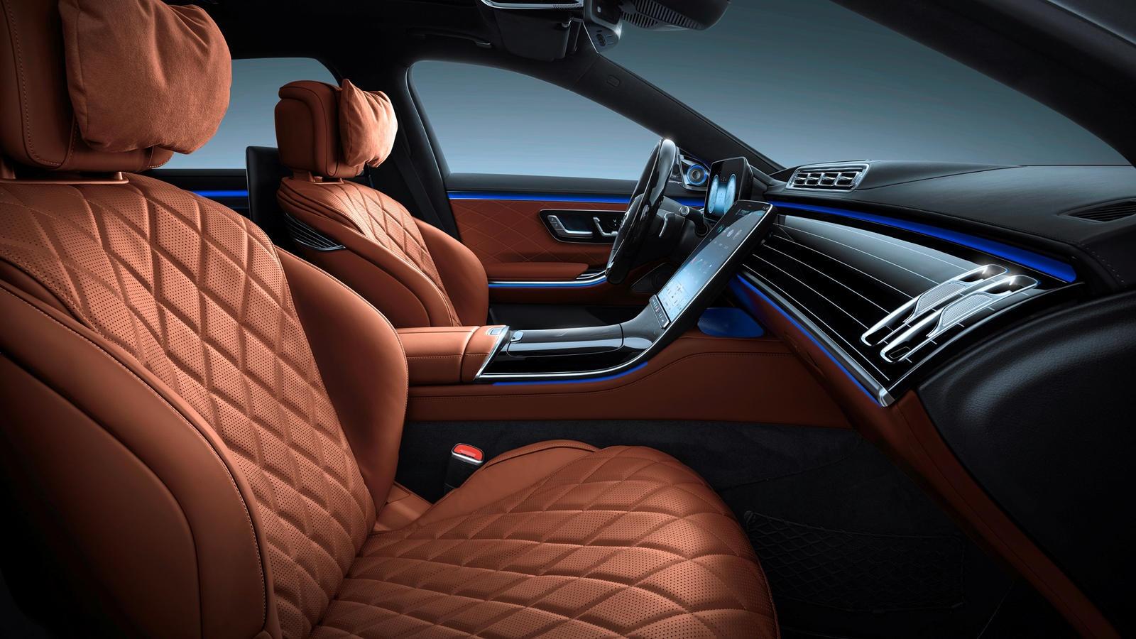 danh gia Mercedes-Benz S-Class 2021 anh 11