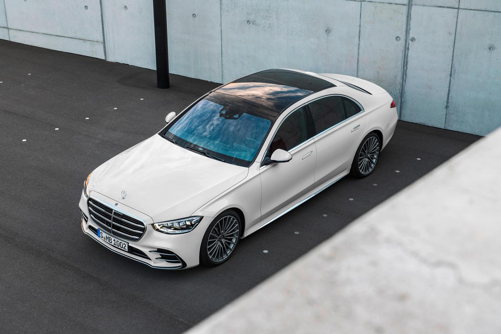 danh gia Mercedes-Benz S-Class 2021 anh 4
