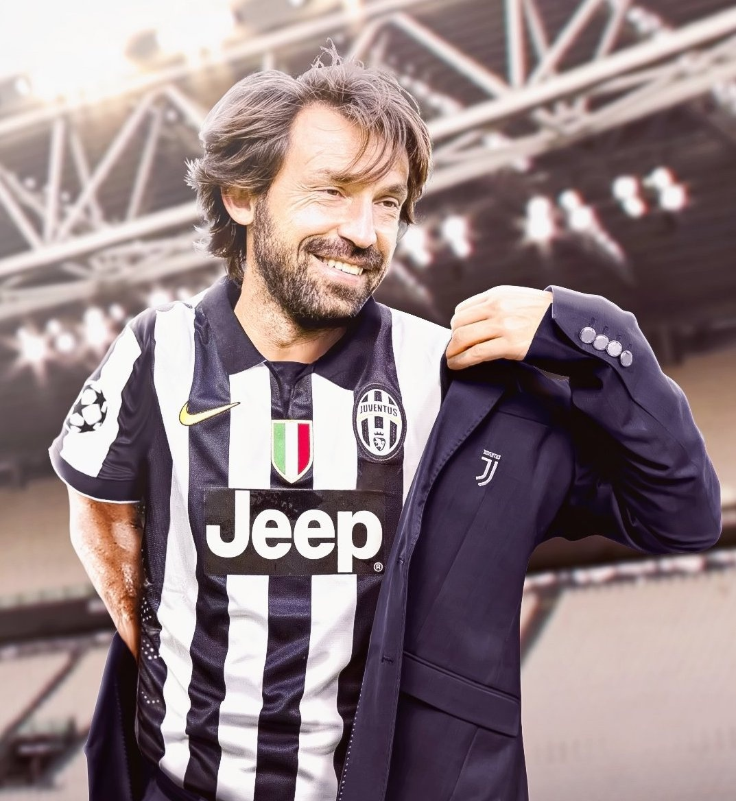 Andrea Pirlo anh 1