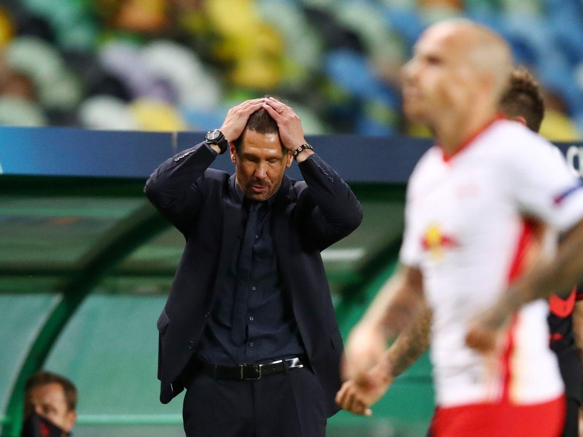 Atletico Madrid vs RB Leipzig. anh 3