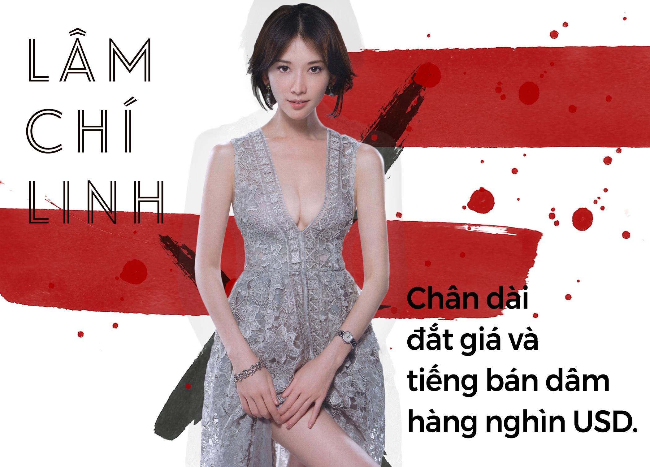 Lam Chi Linh: Hoa hau than thien hay chan dai ban dam nghin USD? hinh anh 1