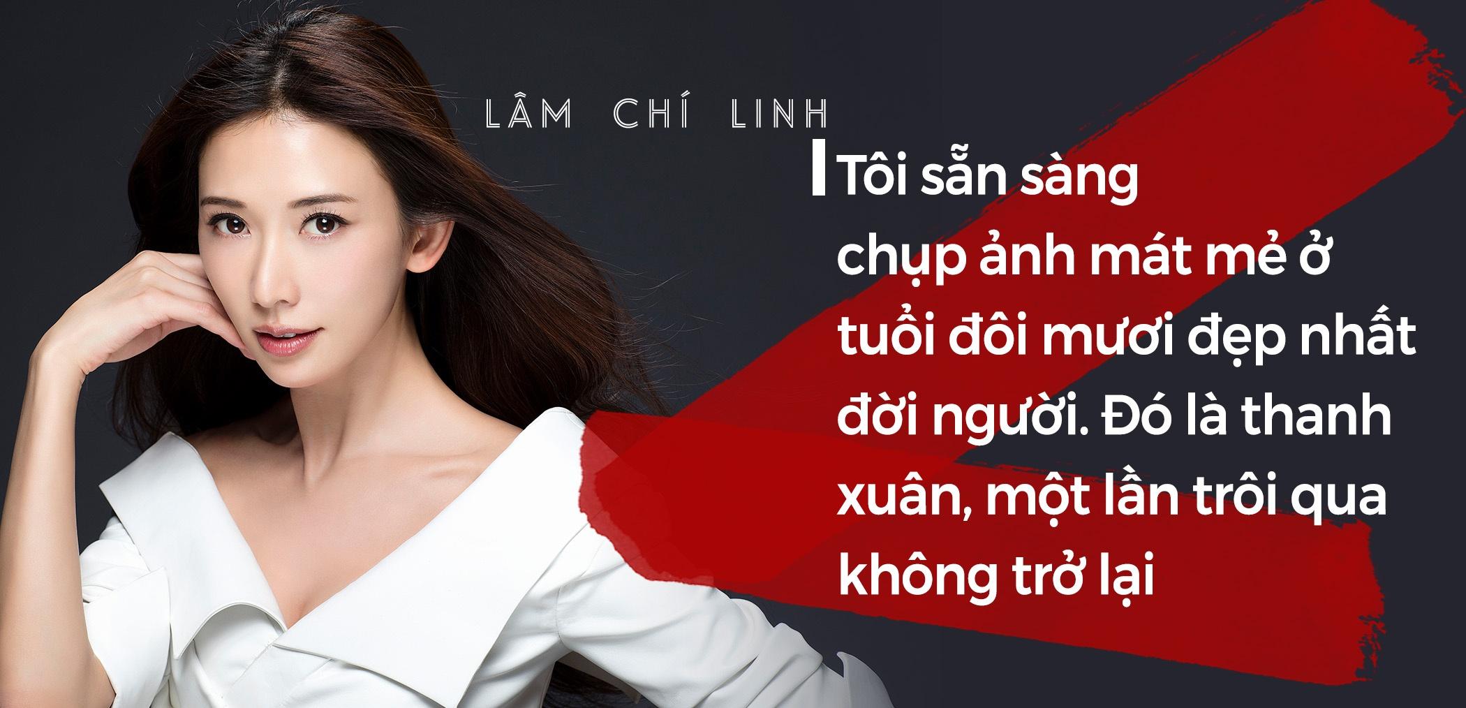 Lam Chi Linh: Hoa hau than thien hay chan dai ban dam nghin USD? hinh anh 3