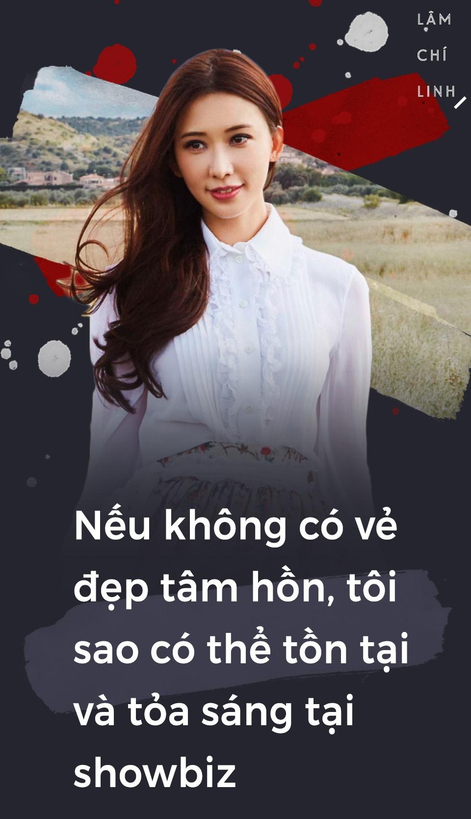 Lam Chi Linh: Hoa hau than thien hay chan dai ban dam nghin USD? hinh anh 8