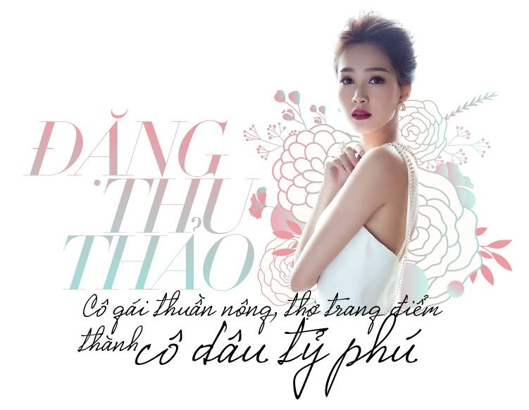 Dang Thu Thao: Co gai thuan nong, tho trang diem thanh co dau ty phu hinh anh 1