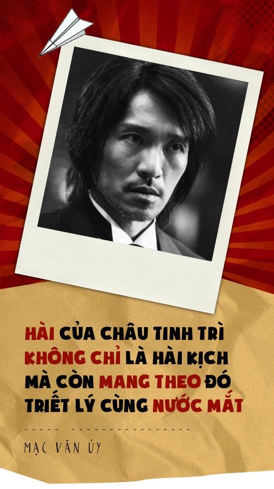 Chau Tinh Tri: Su that ve ga 'di hom' duoc phong vua showbiz Hoa ngu hinh anh 13